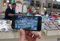 Мобильное приложение Pokémon Go