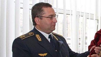 Начальника департамента электроснабжения ОАО Укрзализныци Валерий Людмирский