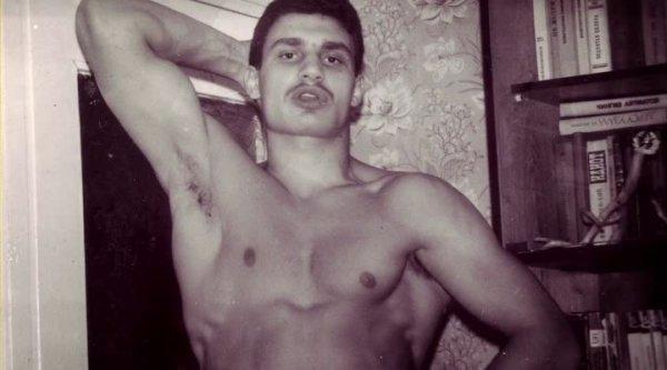 Виталий Кличко в юности