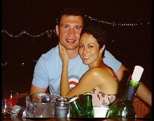 Виталий Кличко с супругой Натальей