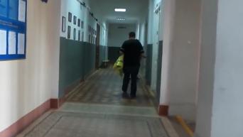 Коцаба устроил скандал в суде Ивано-Франковска