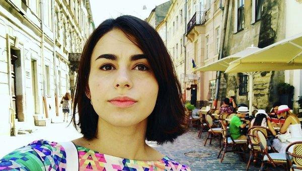 Мария Рыдван. Архивное фото
