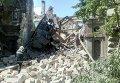 В Одессе рухнул Масонский дом