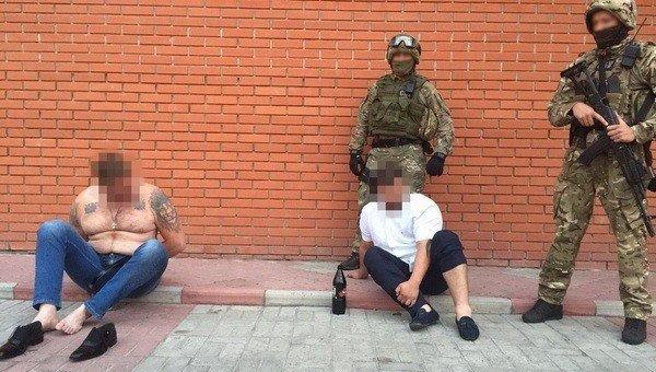 СБУ задержала банду киллеров, проживавших в Горишних Плавнях