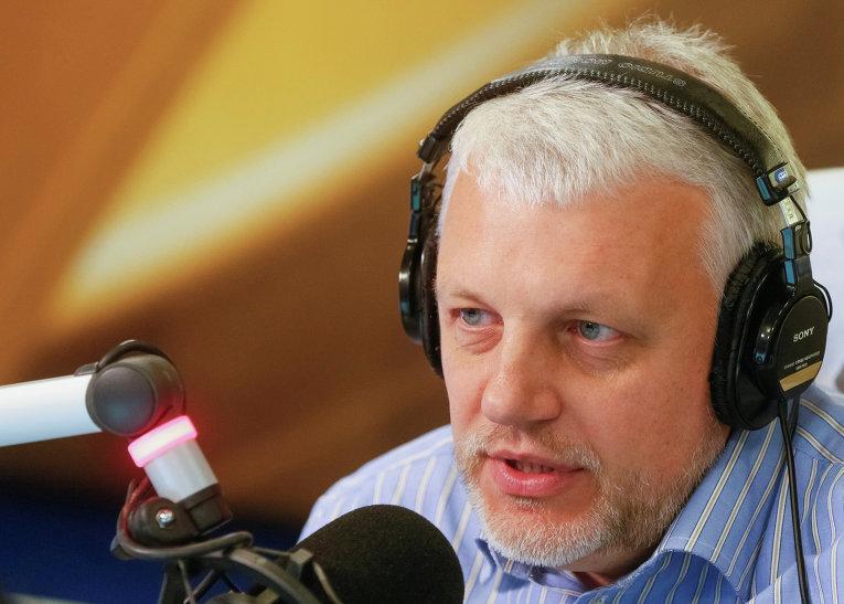 Amnesty International требует расследовать убийство Шеремета