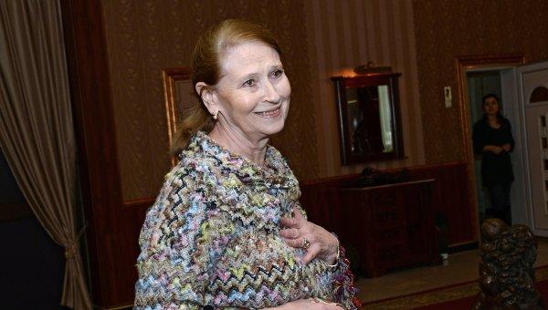 Актриса Людмила Зайцева