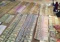 Генпрокуратура опубликовала фото изъятых денег в особняке мэра Бучи Анатолия Федорука