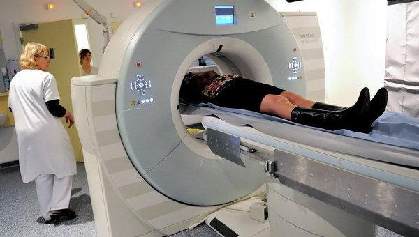 Сканирование с помощью МРТ
