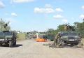 Появились яркие кадры международных военных учений в Украине. Видео