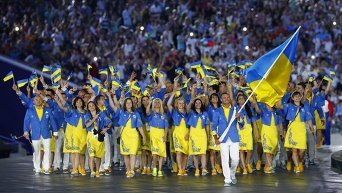 Олимпийская сборная Украины