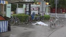 Погибший при стрельбе в Мюнхене