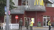 Спецоперация в Мюнхене после стрельбы