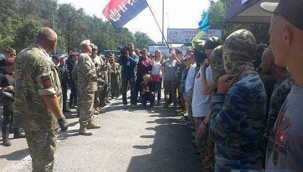 Националисты планируют непустить вукраинскую столицу паломников Крестного хода