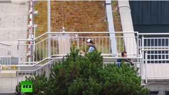 Очевидцы о стрельбе в ТЦ Мюнхена