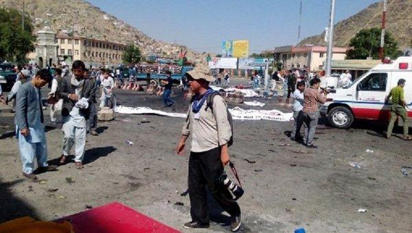 Количество жертв вАфганистане возросло до80