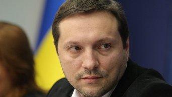 Министр информационной политики Юрий Стець