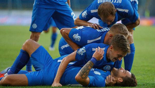 «Днепр» начнёт следующий сезон во 2-ой лиге чемпионата государства Украины