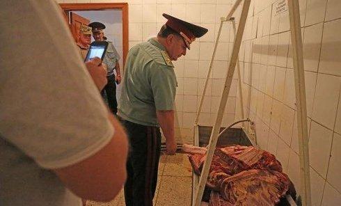 Полторак и испорченные продукты в воинской части Одессы