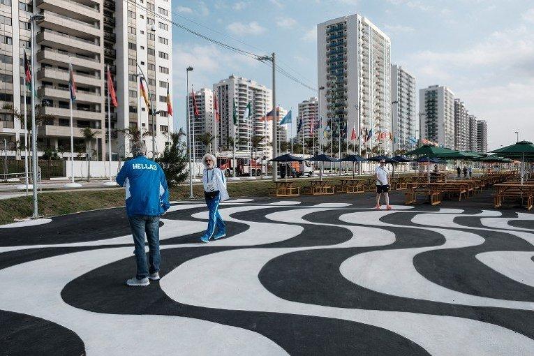 Сегодня в Олимпийской деревне в Рио торжественно поднимут флаг Украины - Цензор.НЕТ 1976