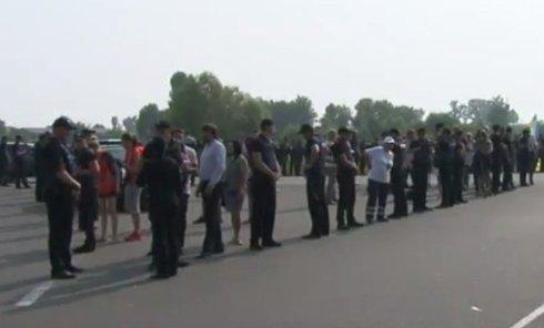 Крестный ход в Борисполе. Прямая трансляция