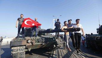 Турция после попытки военного переворота