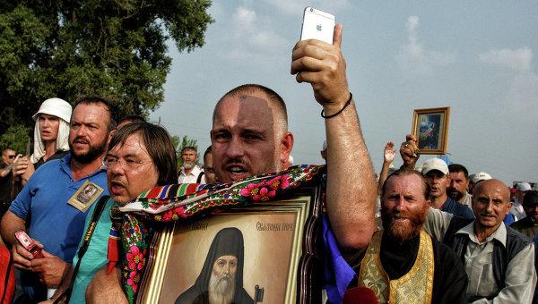 Придёт ли Крестный ход в Киев?