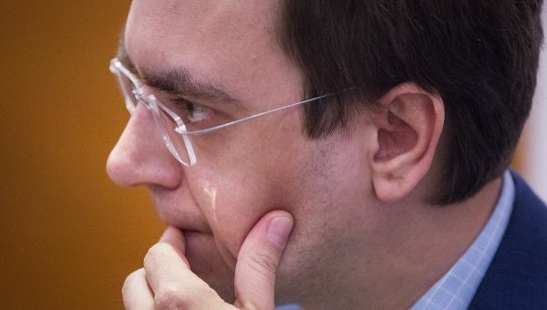 Министр инфраструктуры Владимир Омелян