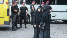 Крестный ход под Киевом
