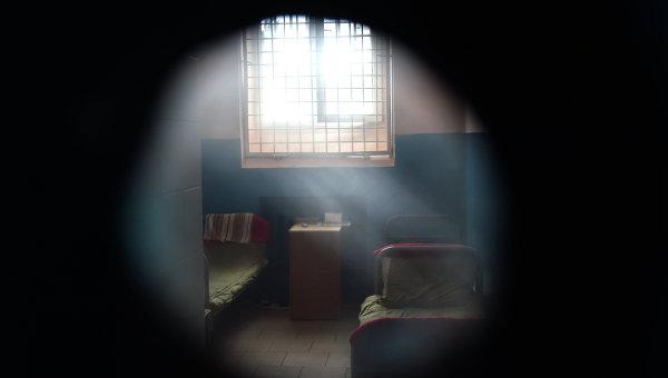 СИЗО. Архивное фото