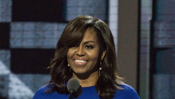 Супруга президента США Мишель Обама
