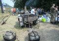 Противники Всеукраинского крестного хода под Киевом