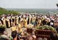 Всеукраинский крестный ход мира, любви и молитвы за Украину. Архивное фото