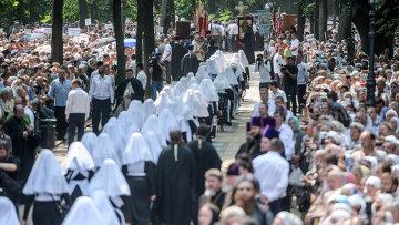 День Крещения Руси - Украины. В Киеве в четверг пройдет крестный ход