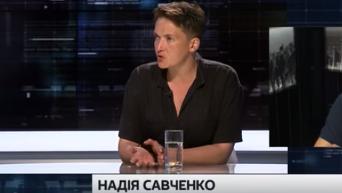 Савченко сделала заявление относительно военного положения в Украине. Видео
