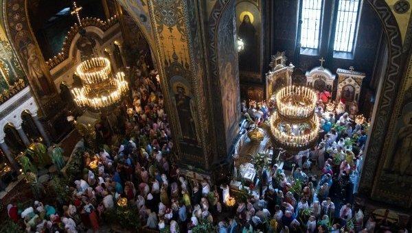 УПЦКП анонсировал Украинский крестный ход вКиеве