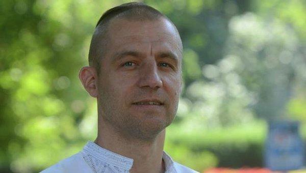 Народный депутат Михаил Гаврилюк (Народный фронт), известный также как казак Гаврилюк