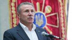 Президент НОК Украины Сергей Бубка