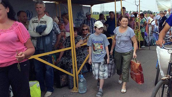 ВКПВВ «Марьинка» временно неработает из-за гранаты