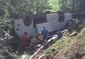 Туристический автобус с украинцами разбился в Норвегии
