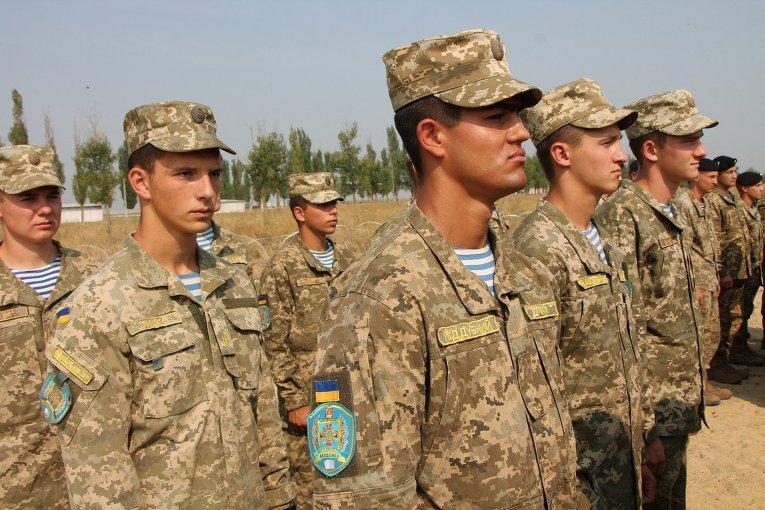 Учения Sea Breeze-2016 успешно завершились в Одесской области