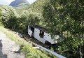 Автобус с украинскими туристами, попавший в ДТП в Норвегии