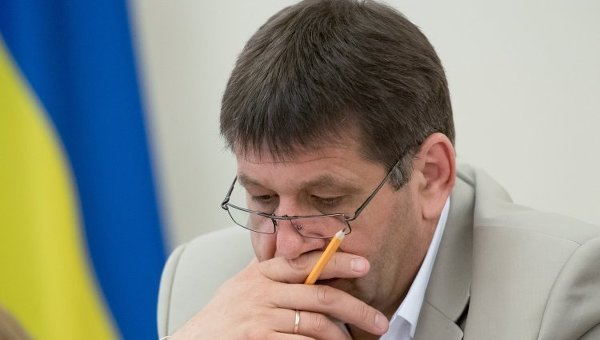 Вице-премьер-министр Владимир Кистион