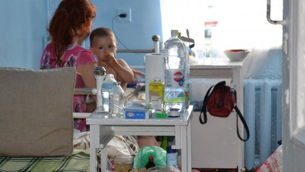 Больница. Детское отделение
