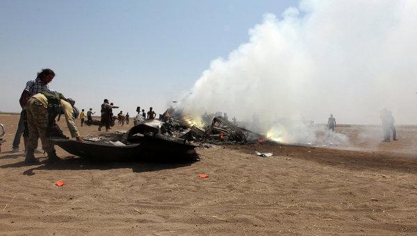 Сирийская группировка предложила отдать тела экипажа Ми-8 взамен назаключенных