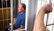 Александр Ефремов на заседании суда 1 августа