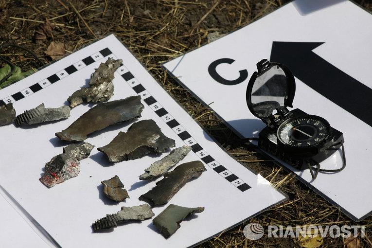 Последствия обстрела Ясиноватой