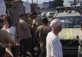Дело Торнадо: покрышки и бензин под киевским судом. Видео
