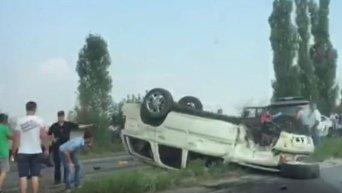 Под Николаевом в ДТП погиб депутат от Батькивщины