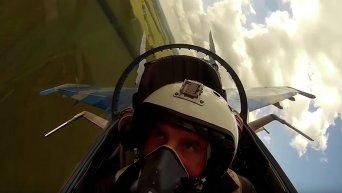 Показательные выступления ВВС Украины на авиашоу в Румынии. Видео