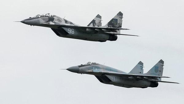 Руководство разрешило сбивать самолеты, нарушающие государственную границу Украины